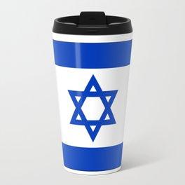 israeli flag Travel Mug