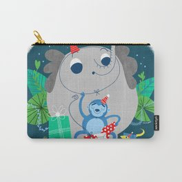 Monkey Birthday Gifts Carry-All Pouch