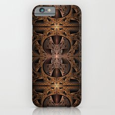 Steampunk Engine Abstract Fractal Art Slim Case iPhone 6s