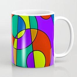Abstract #61 Coffee Mug