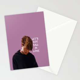 Bigbang MADE Let's Not Fall In Love Daesung Stationery Cards