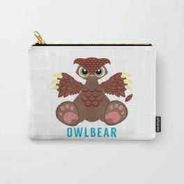 Owlbear Carry-All Pouch