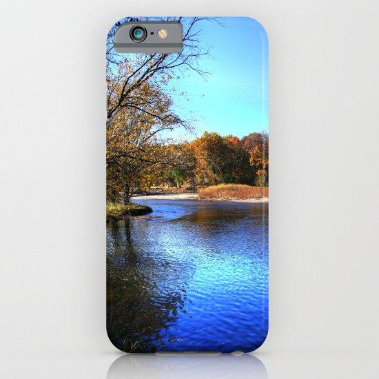 Kishwaukee River iPhone & iPod Case