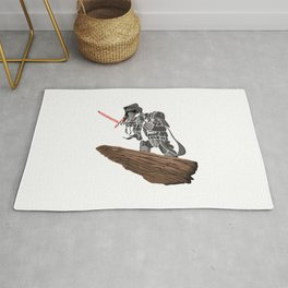 The Darth King Rug