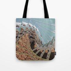 Ocean View in a Twist Tote Bag