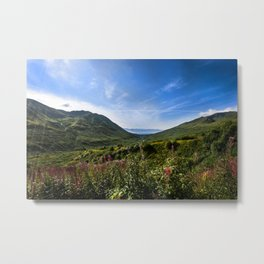 The Space Beyond - Alaska Metal Print
