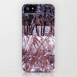 Nix in parco iPhone Case