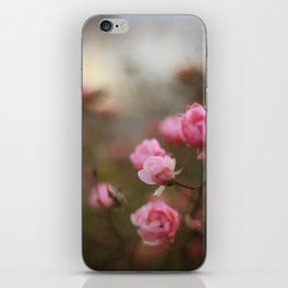 November Roses iPhone Skin