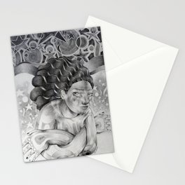 Sparkles Stationery Cards