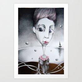 Sweetie. Art Print
