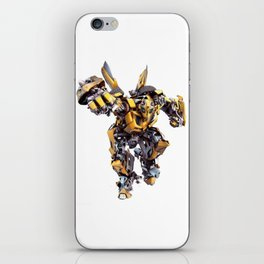Bumblebee Auobot Transformer iPhone Skin