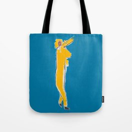 Untitled Homage to Basquiat Tote Bag