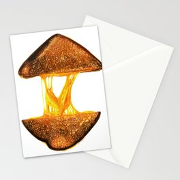 Grilled Cheese Stationery Cards