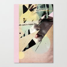 Forgotten Favourite Canvas Print