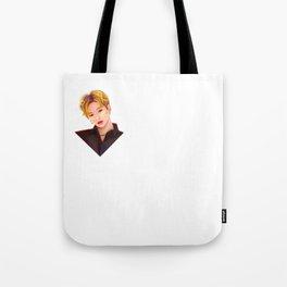 Kang Daniel Cat Tote Bag