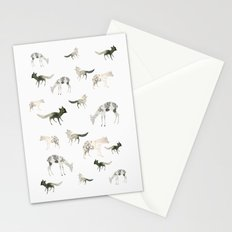 Paper Animals Stationery Cards