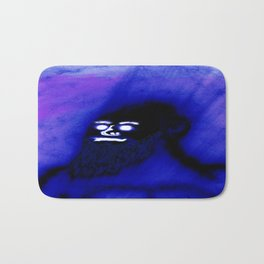 Bearded Gorilla Bath Mat