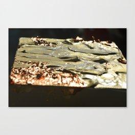 Copper Tilt Canvas Print