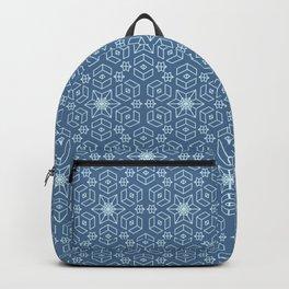 stars pattern 4 Backpack
