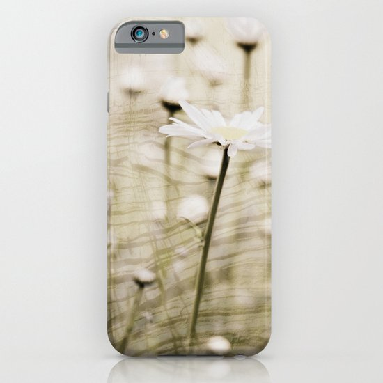 Daisy Fields 4eva iPhone & iPod Case