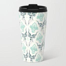 Hey! Beauty! - Greater Kudu - bule Travel Mug