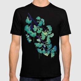 O Ginkgo (in Green) T-shirt
