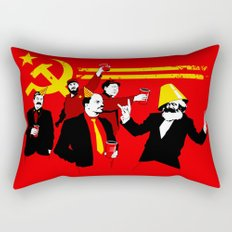 The Communist Party (original) Rectangular Pillow
