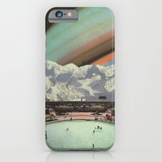 Saturn Spa iPhone 6 Slim Case