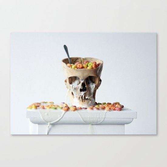 Cereal Killer #2 Canvas Print