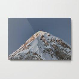 Himalaya Mountains Metal Print