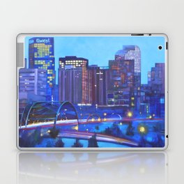 Denver Skyline Laptop & iPad Skin