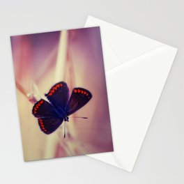 Chasing Butterflies Stationery Cards