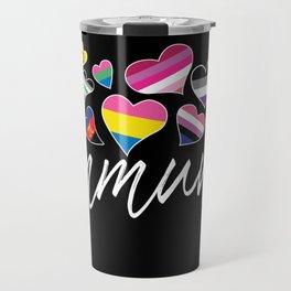 Community - LGBTQA Travel Mug