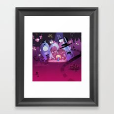 Doralysse Framed Art Print