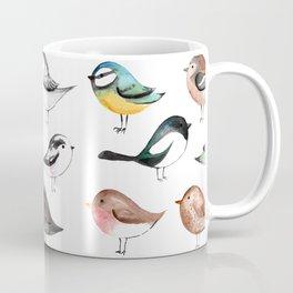 Garden Birds Coffee Mug