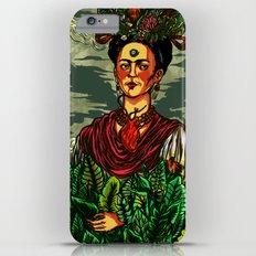 Frida Kahlo Slim Case iPhone 6s Plus