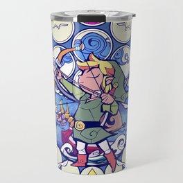 Bow & Arrow Travel Mug