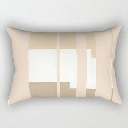Mesa in Tan Rectangular Pillow