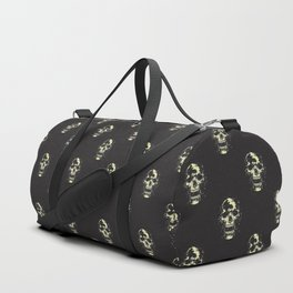 Scream (gold) Duffle Bag