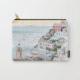 Dreaming of Santorini Carry-All Pouch