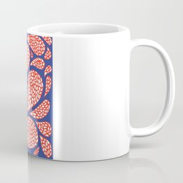 Lyrical Petals Coffee Mug