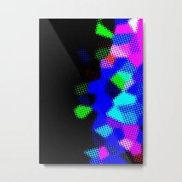 Step XXI Metal Print