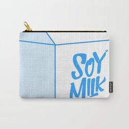 soy milk Carry-All Pouch
