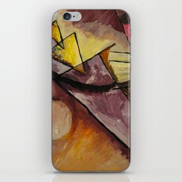 Abstract Forms iPhone Skin