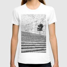 Fingerprint - Stairway T-shirt