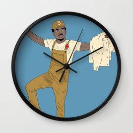 Chano Wall Clock