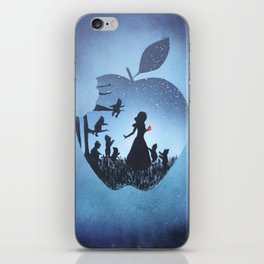 Snowwhite iPhone Skin