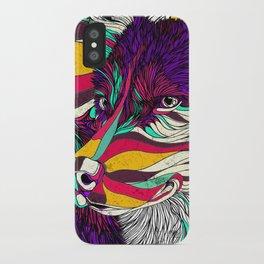 Color Husky (Feat. Bryan Gallardo) iPhone Case