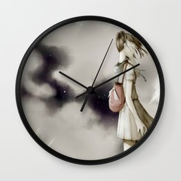 Lillie Wall Clock