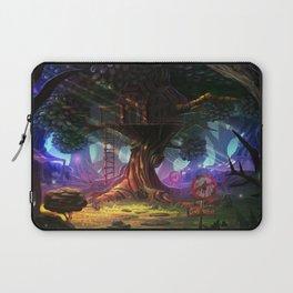 Tree house Laptop Sleeve